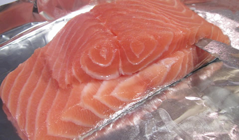 how to know when salmon is done