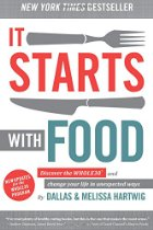 book: it starts with food