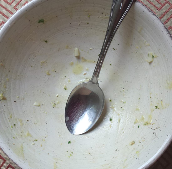 easy lunch - all gone!