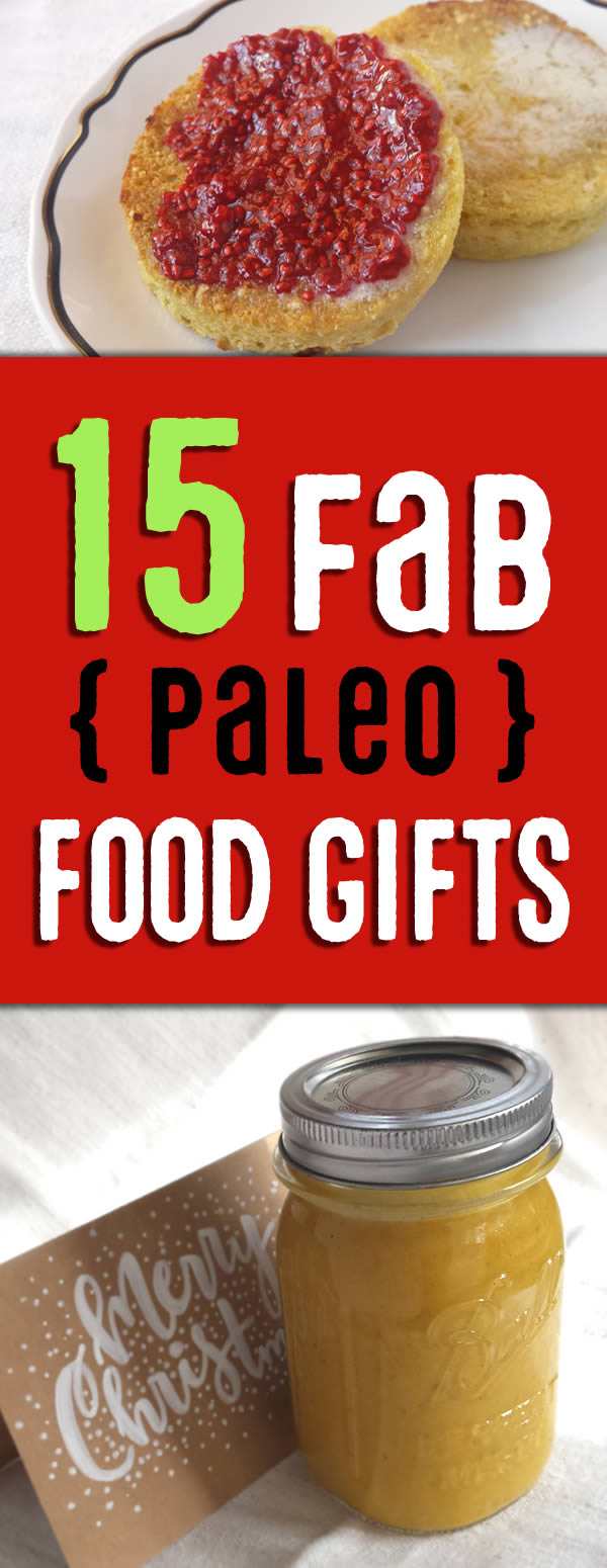 Paleo food gifts