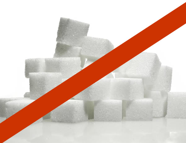 no sugar on the Paleo diet